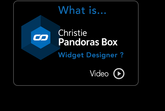 What is Widget Designer?