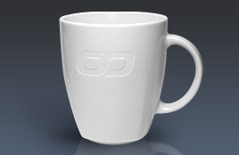 coolux coffee/tea cup